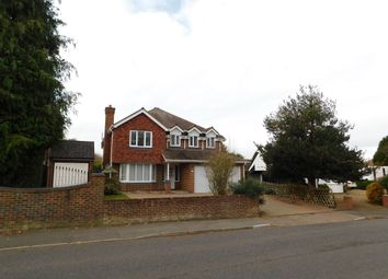 Thumbnail 5 bed detached house to rent in Marshall Road, Rainham