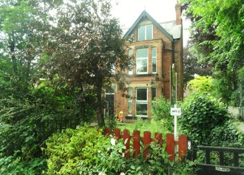 Thumbnail 4 bedroom flat for sale in Aislabie Close, Ripon