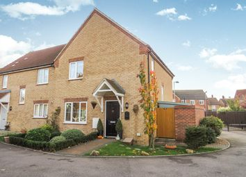 Thumbnail 3 bed semi-detached house for sale in Thistle Close, Yaxley, Peterborough