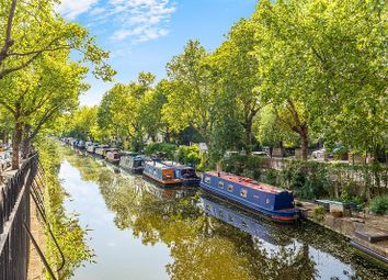 Thumbnail 1 bed houseboat for sale in Blomfield Road, Little Venice