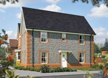 "Thumbnail 3 bed property for sale in ""The Sheringham"" at Lower Icknield Way, Chinnor"