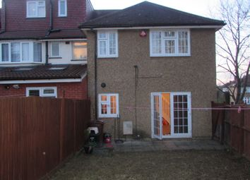 Thumbnail 2 bed end terrace house to rent in Hillrise Crecent, South Harrow