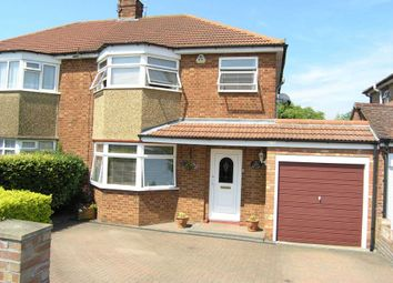 Thumbnail 3 bed semi-detached house for sale in Park Avenue, Bushey