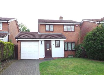Thumbnail 3 bed detached house for sale in Shenstone Close, Four Oaks, Sutton Coldfield