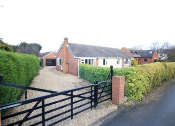 Thumbnail 4 bed detached bungalow for sale in Park Lane, Blaxton, Doncaster