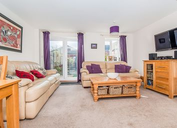 Thumbnail 4 bed terraced house for sale in Eagle Way, Hampton Vale, Peterborough