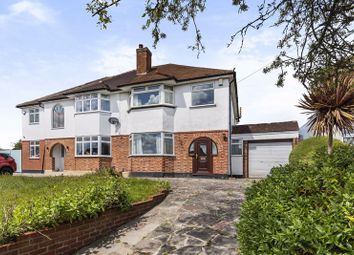 Thumbnail 3 bed semi-detached house for sale in Packmores Road, London