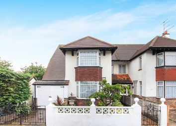 Thumbnail 4 bed semi-detached house for sale in St. Keyna Avenue, Hove