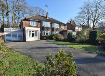 Thumbnail 4 bed semi-detached house for sale in St. Michaels Road, Farnborough
