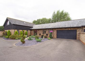 Thumbnail 4 bed barn conversion for sale in Marston Moretaine, Bedford