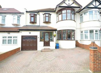 Thumbnail 6 bedroom semi-detached house for sale in Stonehall Avenue, North Ilford