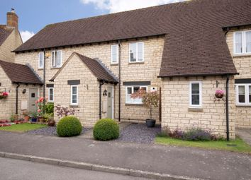 Thumbnail 2 bed terraced house for sale in Birch Drive, Bradwell Village, Burford