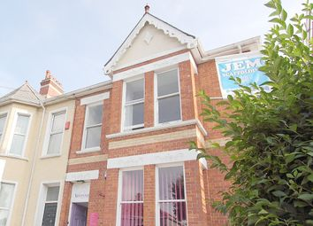 Thumbnail 2 bed flat to rent in Victoria Road, St. Budeaux, Plymouth