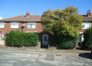 Thumbnail 3 bed semi-detached house to rent in Yeadon Road, Abbey Hey, Manchester