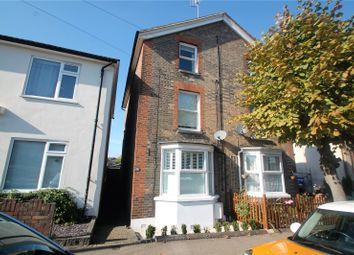 Thumbnail 3 bed semi-detached house to rent in Priory Street, Tonbridge