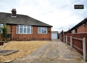 Thumbnail 2 bed bungalow for sale in Ellesmere Rise, Grimsby, N E Lincolnshire