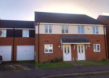 Thumbnail 3 bed terraced house for sale in Cardiff Grove, Marston Green, Birmingham