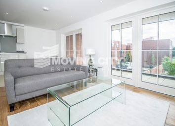 Thumbnail 2 bed flat for sale in Hampton Row, Upper Richmond Road, London