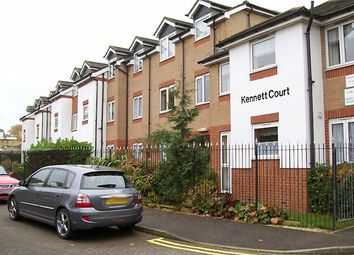 Thumbnail 1 bed flat to rent in Kennett Court, Oakleigh Close, Swanley, Kent