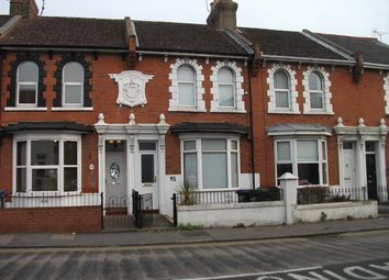 Thumbnail 2 bed terraced house for sale in Hereson Road, Ramsgate