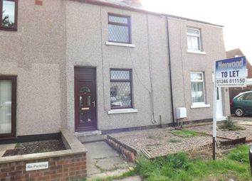 Thumbnail 2 bed terraced house to rent in Prospect Cottages, Clowne, Chesterfield