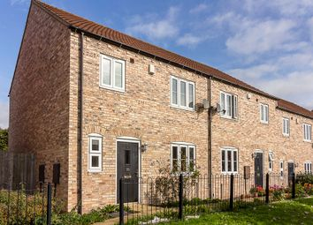 Thumbnail 3 bedroom end terrace house for sale in Horseshoe Close, Colburn, Catterick Garrison