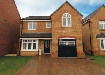 4 bed detached house for sale in Roberts Drive, Snaith, Goole DN14