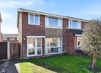 Thumbnail 3 bed semi-detached house for sale in Marcham, Oxfordshire