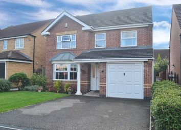 Thumbnail 4 bed detached house for sale in Crown Way, Derby, Derbyshire