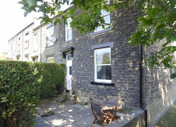 Thumbnail 3 bed cottage for sale in Greenwood Row, Pudsey, Leeds, West Yorkshire