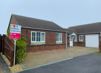 Thumbnail 3 bed detached bungalow to rent in Abbey Drive, Woodhall Spa
