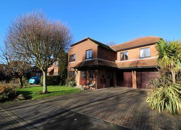 Thumbnail 5 bed detached house for sale in Park Glen, Park Gate, Southampton