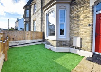 Thumbnail 3 bedroom terraced house for sale in Percy Road, Whitley Bay