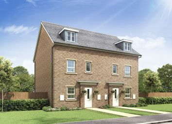"Thumbnail 4 bedroom semi-detached house for sale in ""Woodcote"" at Belton Road, Silsden, Keighley"