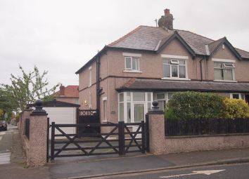 Thumbnail 3 bed semi-detached house for sale in Osborne Road, Morecambe