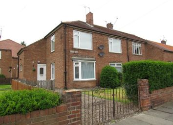 Thumbnail 2 bed flat to rent in Felton Avenue, Newcastle Upon Tyne
