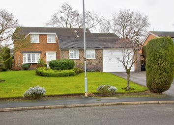 Thumbnail 4 bed detached house for sale in The Hawthorns, Markfield