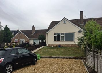 Thumbnail 4 bed bungalow to rent in Church Road, Worle, Weston-Super-Mare