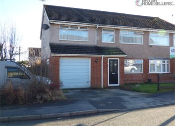 4 bed semi-detached house for sale in Ash Grove, Leeswood, Mold, Flintshire CH7
