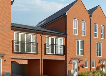 """Thumbnail 3 bed terraced house for sale in """"The Hemlock"""" at Palmers Field Avenue, Chichester"""