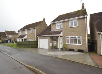 Thumbnail 4 bed detached house for sale in Inglestone Road, Wickwar, Wotton-Under-Edge, Gloucestershire