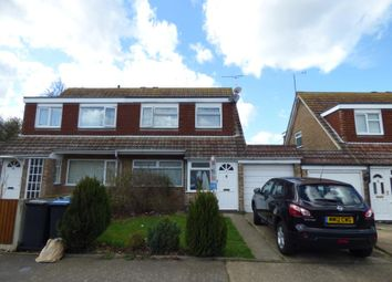 Thumbnail 3 bedroom semi-detached house to rent in The Pines, Broadstairs