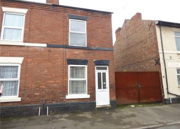 Thumbnail 2 bed end terrace house for sale in Haig Street, Derby, Derbyshire