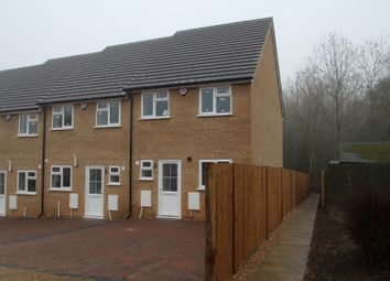 Thumbnail 2 bedroom end terrace house for sale in 51 Breakspear, Stevenage, Hertfordshire