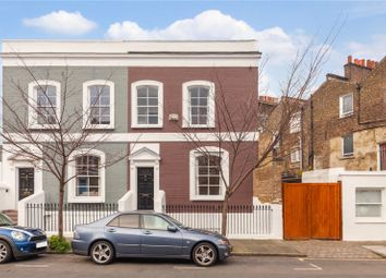 Thumbnail 3 bed property to rent in Rydon Street, London