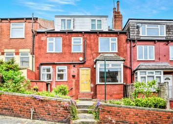 Thumbnail 4 bed terraced house for sale in Woodside Terrace, Burley, Leeds