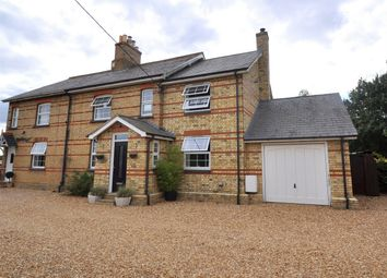 Thumbnail 3 bed cottage for sale in Bottom Lodge Cottage, Woodwalton, Huntingdon, Cambridgeshire