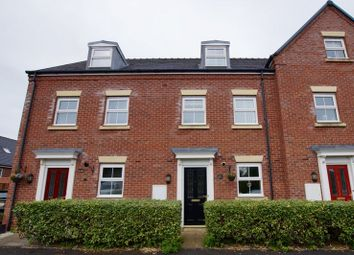 Thumbnail 3 bed terraced house for sale in Acton Hall Walks, Wrexham