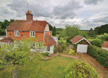 Thumbnail 3 bed semi-detached house for sale in Furnace Lane, Lamberhurst, Tunbridge Wells