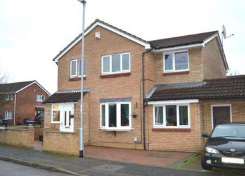 Thumbnail 4 bed detached house for sale in Beaumont Drive, Cherry Lodge, Northampton